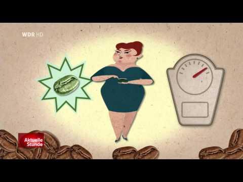 Mit Grünen Kaffee abnehmen? | Dr. Kurscheid in Aktuelle Stunde | 25.09.2013