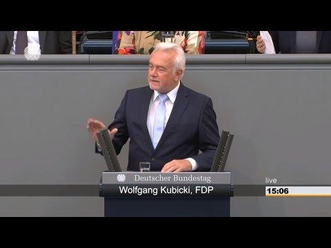 Kubicki zur Causa Maaßen und zu Vorfällen in Chemnitz