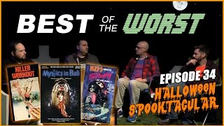 Video Best of the Worst: Kiss Meets the Phantom of the Park, Killer Workout, and Mystics in Bali MP3, 3GP, MP4, WEBM, AVI, FLV Mei 2018