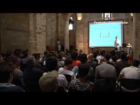 Anteprima del video Festival dell'Innovazione 2015 – Notiziario 23 maggio ore 18