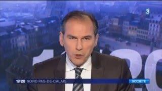 Villeneuve d'Ascq France  city images : Reportage France 3 Nord Pas de Calais - CODIS CTA Villeneuve d'Ascq