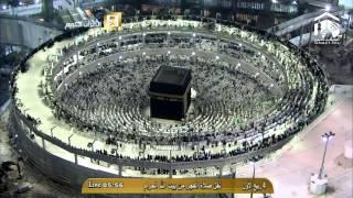 صلاة الفجر - الشيخ عبدالله الجهني - المسجد الحرام - الجمعة 4 ربيع الأول 1436