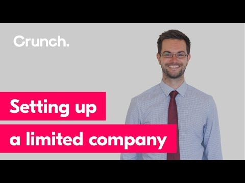 Thinking of starting a limited company?