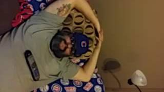 Wife suprise with cubs playoff tickets