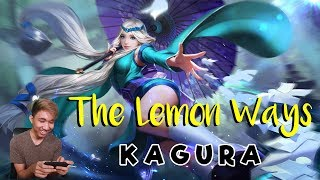 Video GAMEPLAY HERO KAGURA | MOBILE LEGENDS MP3, 3GP, MP4, WEBM, AVI, FLV November 2018