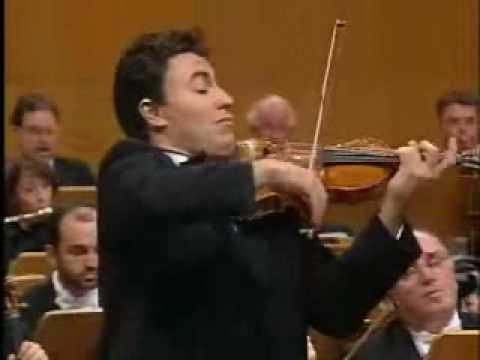Maxim Vengerov - Sibelius - Allegro Moderato part I