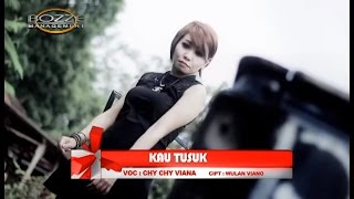 CHY CHY VIANA - KAU TUSUK [ OFFICIAL MUSIC VIDEO ] HOUSE MIX VER