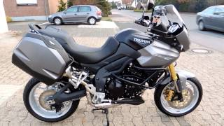 3. Triumph Tiger 1050 ABS modell 2011