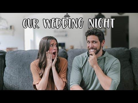 Was Our Wedding Night Awkward As Virgins?
