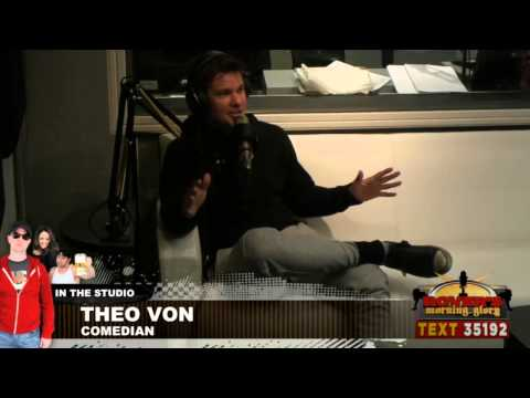 Comedian Theo Von - full interview