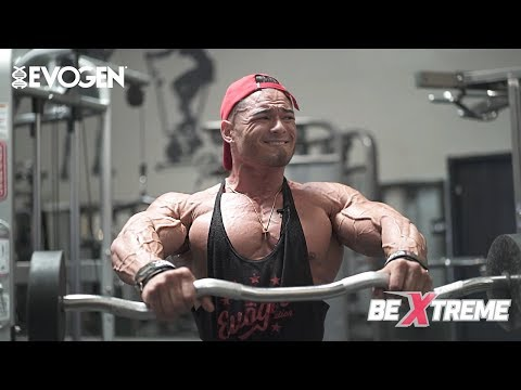 Buen dia - Jeremy Buendia, Be Xtreme War 4 Four - Episode 2 FST-7 Shoulders