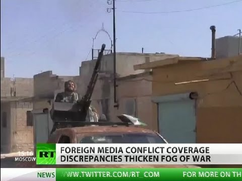 Mortal TV: Western media bias muddies waters in Syrian conflict