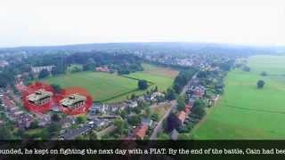 Video Then & Now | Oosterbeek Perimeter (South) | September 1944 MP3, 3GP, MP4, WEBM, AVI, FLV Mei 2017
