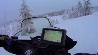 2. Yamaha Apex 2014 at Kronogård 6 jan 2014