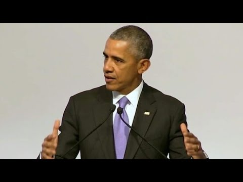 President Obama speaks out about his strategy against ISIS