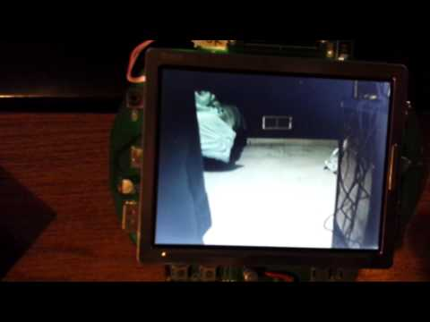 LCD and Battery Test for FPV