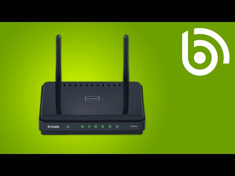 D-Link DIR-651 Router Overview