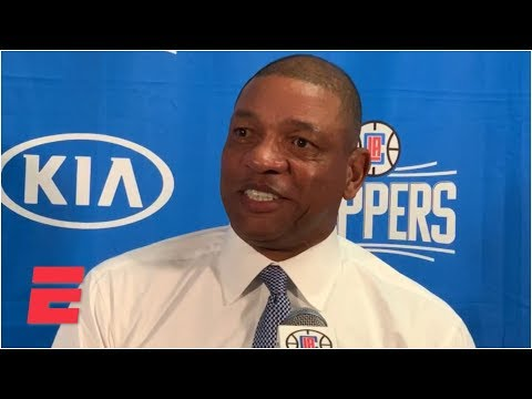 Video: Doc Rivers applauds Blake Griffin, Pistons in Clippers' defeat | NBA on ESPN