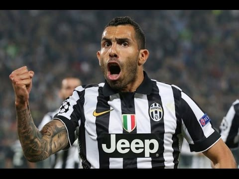 tevez segna al real madrid