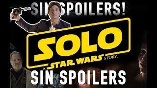 Ver online Solo una historia de Star Wars