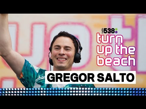 Gregor Salto | 538 Turn Up The Beach 2014