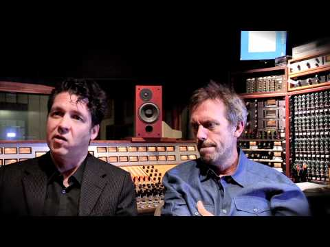 Hugh Laurie - Six Cold Feet in the Ground (Story Behind the Song)