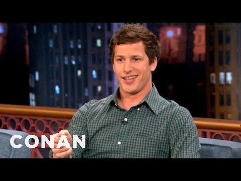 samberg - Andy Samberg recalls one of the many late nights he had at Saturday Night Live.