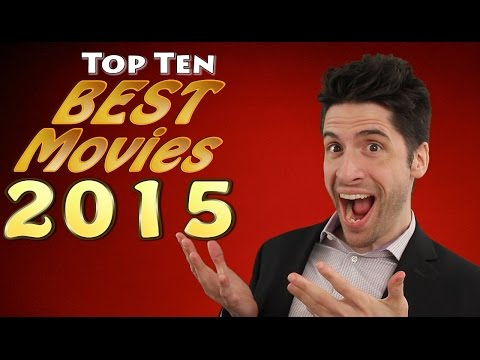 Top 10 BEST movies 2015. The 2015 year of movies comes to an end, and once again, Jeremy gives you his annual list of the top 10 BEST movies of the year!