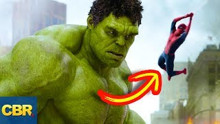 With Spiderman now in the MCU with Hulk, find out 10 Things That Spiderman and Hulk Actually Have In Common! Subscribe to our channel: https://goo.gl/wMuSDDIf we were to look at the Incredible Hulk and Spider-Man merely on the surface, we probably wouldn't have been able to do this video. On one hand, we have a giant monster fueled by rage who's one catchphrase that seems to define the character is HULK SMASH! Peter Parker on the other hand is relatively small compared to most heroes, spouts out more one-liners than any other hero (although Deadpool might be closing in on his trail) and rarely shows intense anger. But when you look beneath the surface, you'll find that these two have more in common than you may realize. It could be that the same writer has made massive contributions to both their histories, or the origins of their powers or maybe even their deals with devils. Oh yeah, we're going to go there. Peter Parker's is WAY worse , but we'll get into that later.Currently played by Mark Ruffalo and Tom Holland on the big screen respectively, Hulk and Spidey have clashed several times in the comic books. While the fights are usually inconclusive, there was one time where Spider-Man knocked the Hulk off the Earth but that was due to Spidey possessing the Power Cosmic. Besides, there was also that one time where Hulk stood still and just let Spider-Man pound on him until his hands started to hurt. They're not fighting today though. Instead we're going to be taking a look at what these two have in common. Here are 10 things The Hulk and Spider-Man have in common.