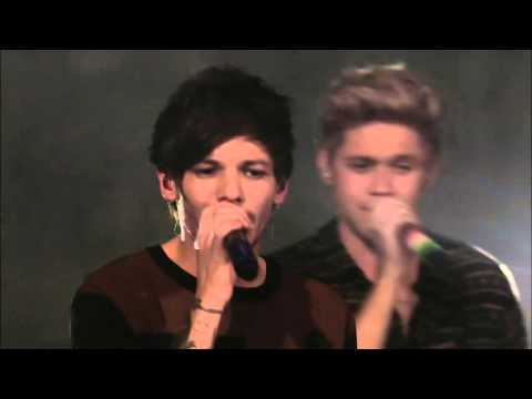 ONE DIRECTION - HISTORY (THE LONDON SESSION) (видео)
