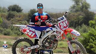 7. Racer X Films: 2006 Honda CRF450 Build