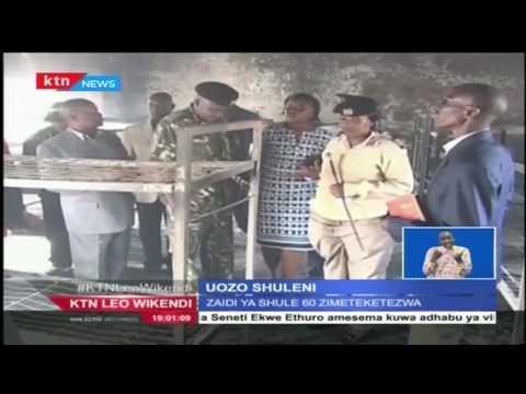 Mwanafunzi afafanua chanzo cha kuteketeza mabweni shuleni