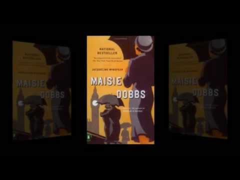 Book Trailer: Maisie Dobbs by Jacqueline Winspear