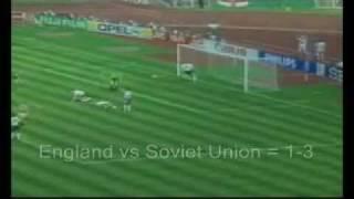 EM 1988: Alle Treffer des Turniers