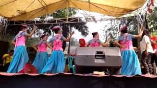 Tarian jaipong samba Sunda