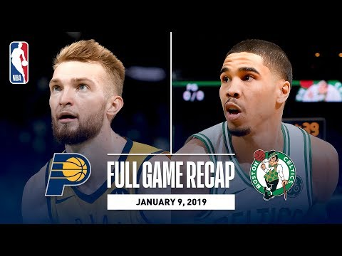 Video: Full Game Recap: Pacers vs Celtics | Balanced Attack Leads Boston