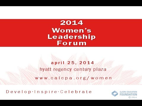 2014 Women's Leadership Forum