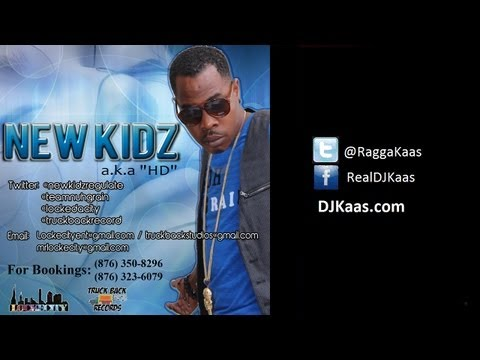 New Kidz - Full HD No Grain Mixtape, mix by Dj Kaas featuring Eve, Lady Saw, Flexx, Kibaki, Ding Dong, baby Chris