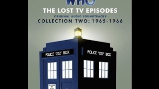 At long last, I overview the Lost TV Episodes Collection Two Boxset. What is my favourite story from the boxset? And what do I rate ...