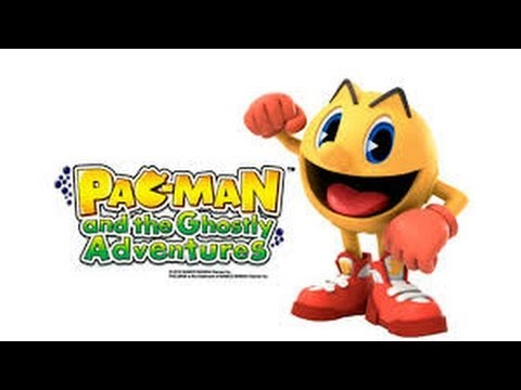 Pac-man And The Ghostly Adventures All Characters