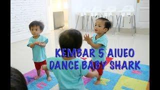 Video KEMBAR 5 AIEUO DANCE BABY SHARK MP3, 3GP, MP4, WEBM, AVI, FLV Oktober 2017