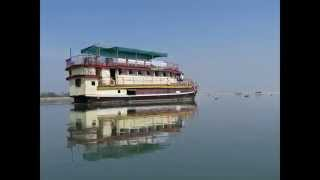 Tinsukia India  city images : om house boat at dibru-saikhowa national park, tinsukia,assam,INDIA.