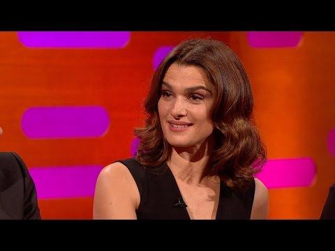 Rachel Weisz on being married to Daniel Craig - The Graham Norton Show: Episode 4 - BBC One