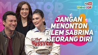 Video Jangan menonton Filem Sabrina berseorangan kerana...   Luna Maya , Sara Wijayanto..   MeleTOP MP3, 3GP, MP4, WEBM, AVI, FLV Februari 2019