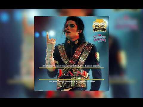 Michael Jackson - Dangerous World Tour || Super Bowl XXVII Kickoff Festival 1993 (Fan-Made)