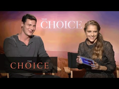 The Choice (Featurette 'Heads Up!')