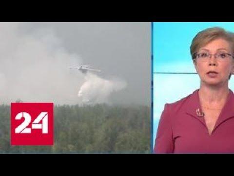 \Погода 24\: тушить пожары в Сибири природа не поможет
