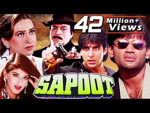 Sapoot Full Movie | Akshay Kumar | Bollywood Action Movie | Sunil Shetty | Hindi Action Movie in HD