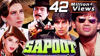 Video Sapoot Full Movie | Akshay Kumar | Bollywood Action Movie | Sunil Shetty | Hindi Action Movie in HD MP3, 3GP, MP4, WEBM, AVI, FLV Maret 2019
