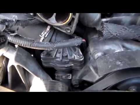 How to replace the thermostat on a Ford Exploer 97-2001